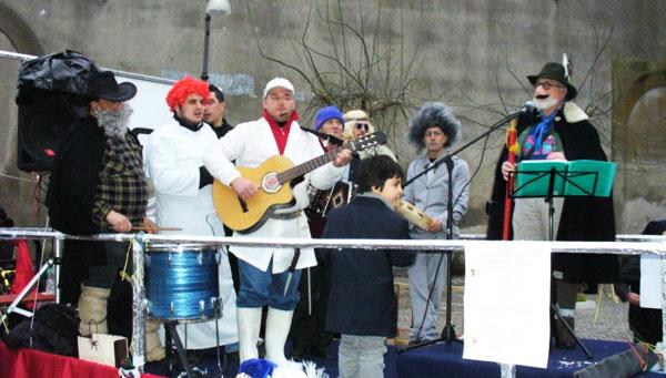 Carnevale a Solopaca