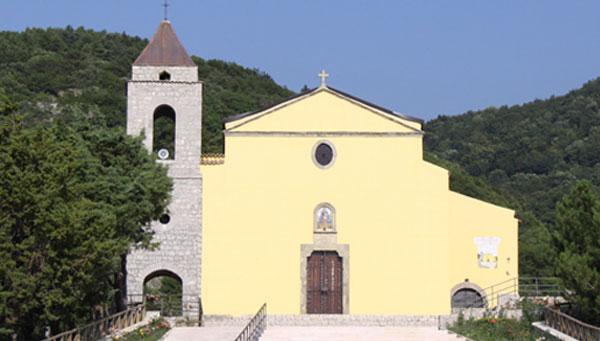 Chiesa Maria SS del Roseto